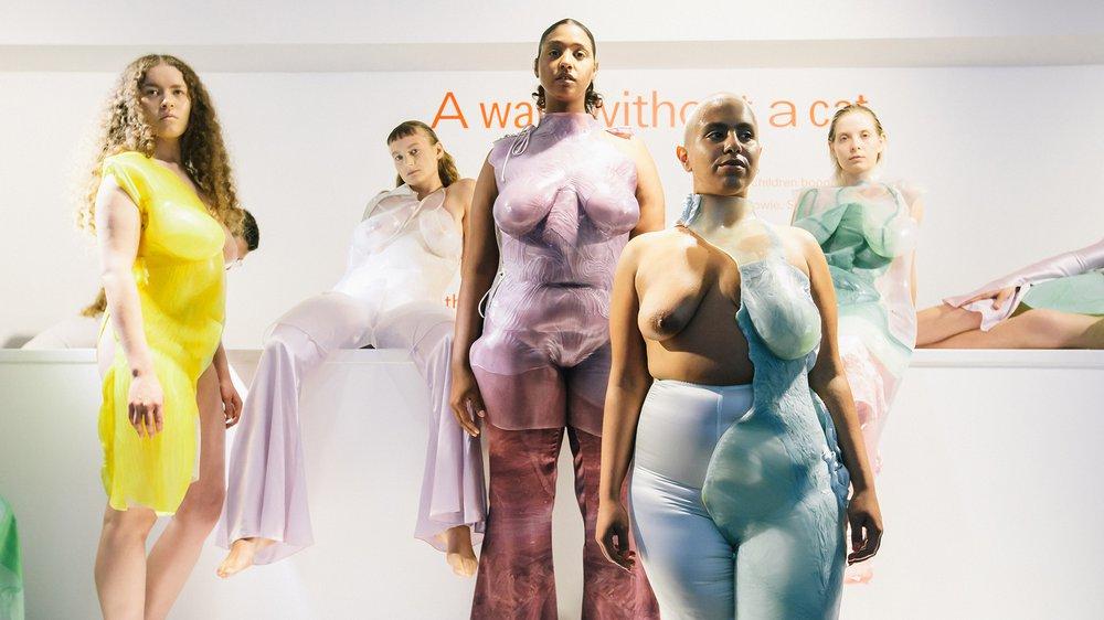 Show 2018, Fashion Womenswear, Sinead O'Dwyer