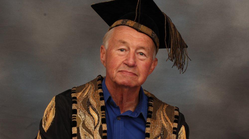 Sir Terence Conran at Convocation 2011