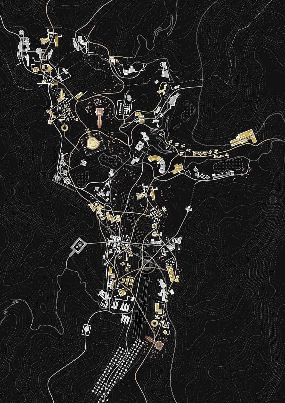 The Masterplan of Shangri-La