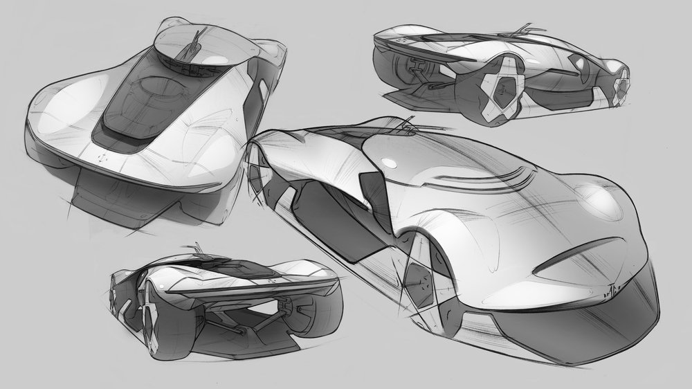 Sketches of the MG concept