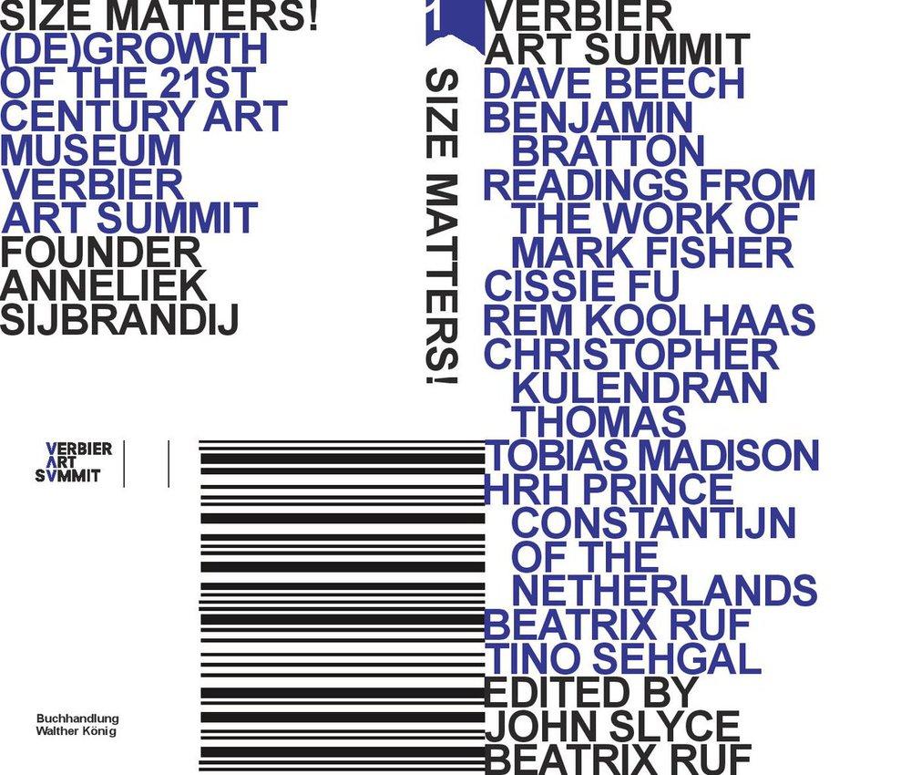 Size Matters! (De)Growth of the 21st Century Art Museum, König Books