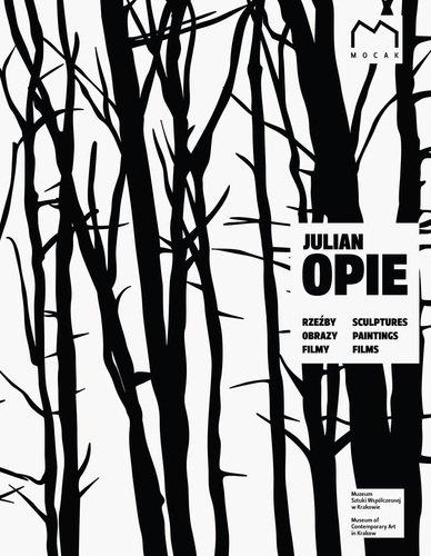 Julian Opie, MOCAK, Kraków, Poland