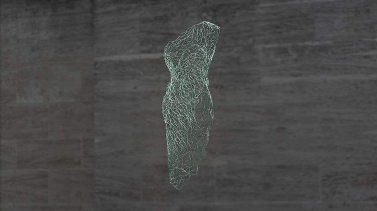 Soes Christine Hejselbaek, Parametric Sculpture