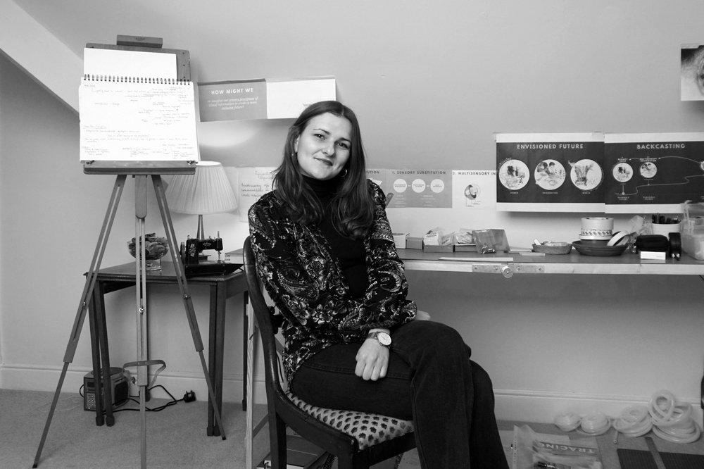 Sophie Horrocks (MA/MSc Global Innovation Design, 2020)
