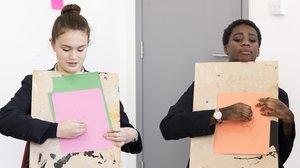 ReachOutRCA Studio Day: Textiles