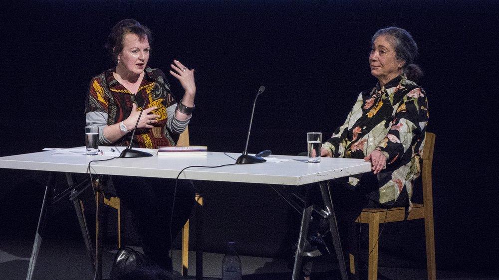 Susan Hiller & Sarah Wilson