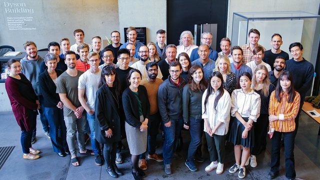 InnovationRCA Team and Startups
