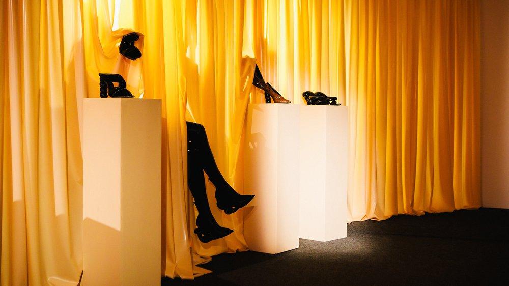 Show 2018, Fashion Womenswear, Footwear, Tabitha Ringwood