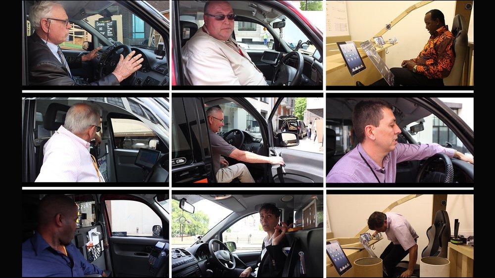 Future London Taxi  – Taxi Drivers