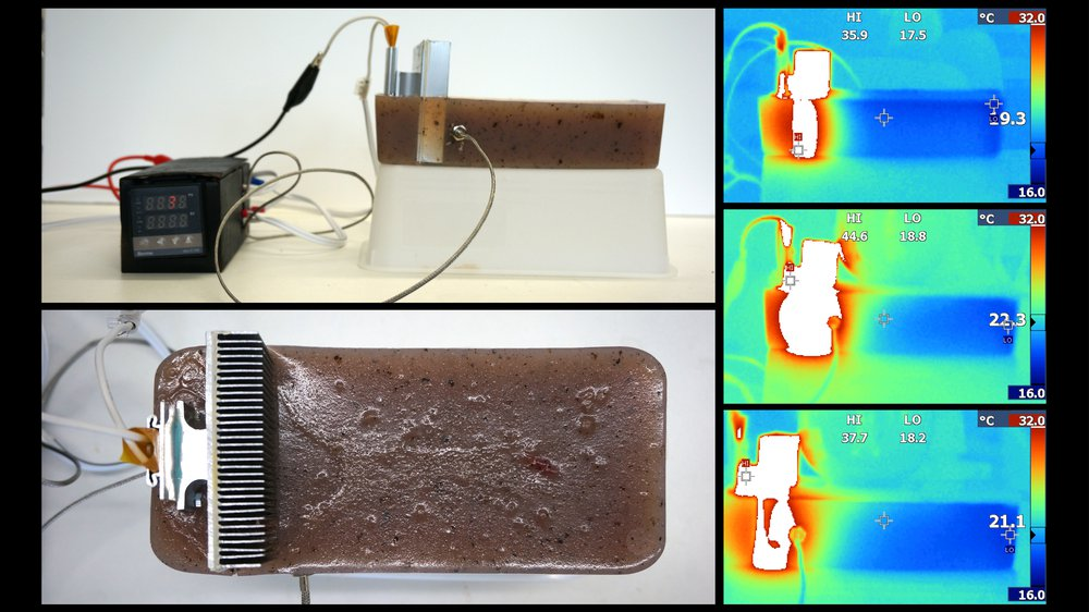 Thermal conductivity tests