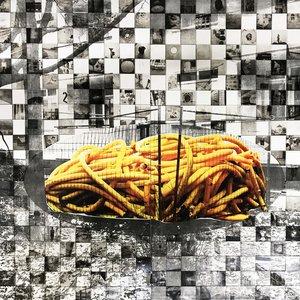 The Path of Eyes-Yellow Spaghetti