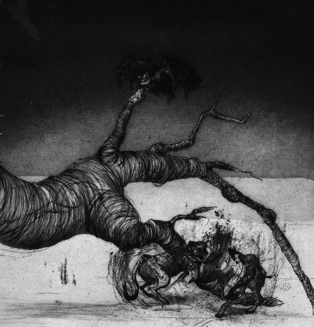 The Shadow Tree V
