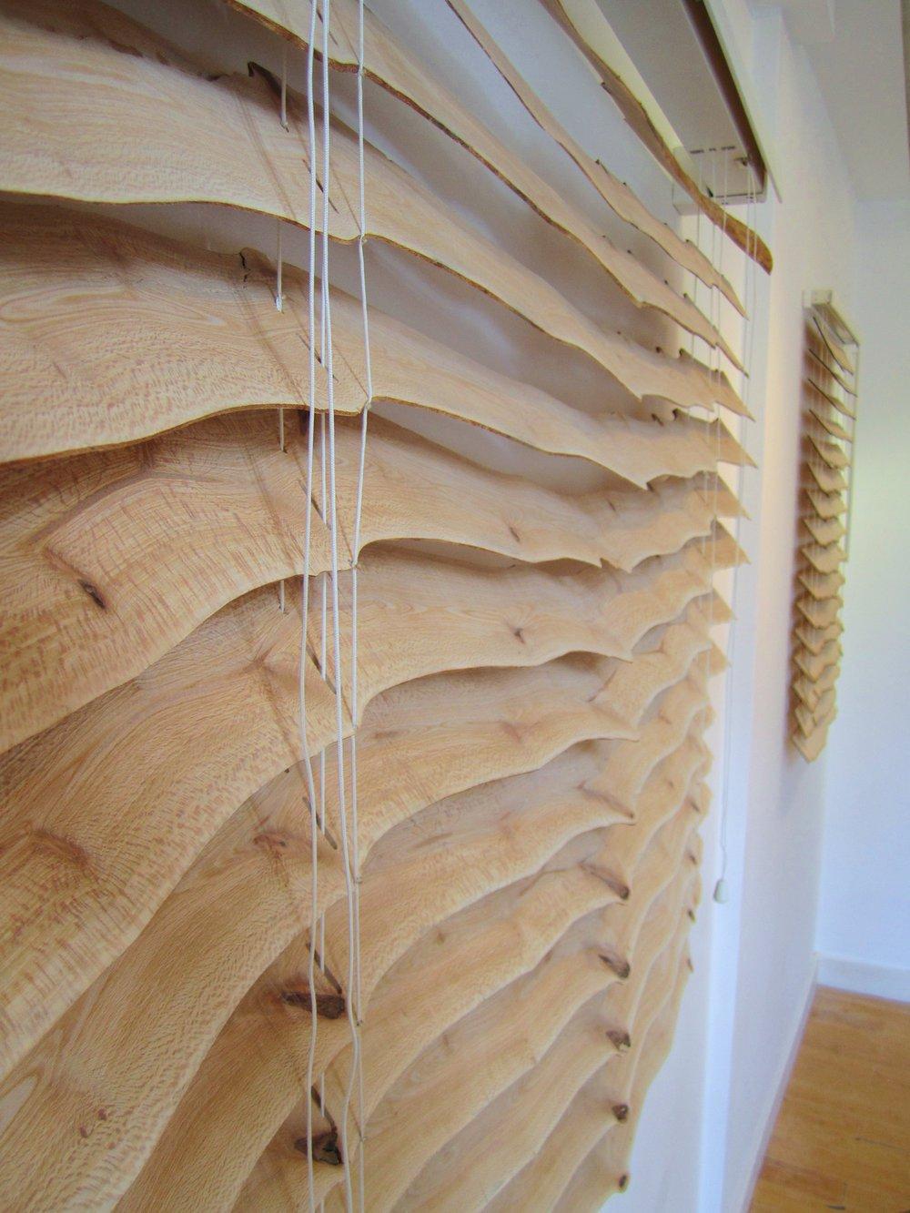 Timber blind