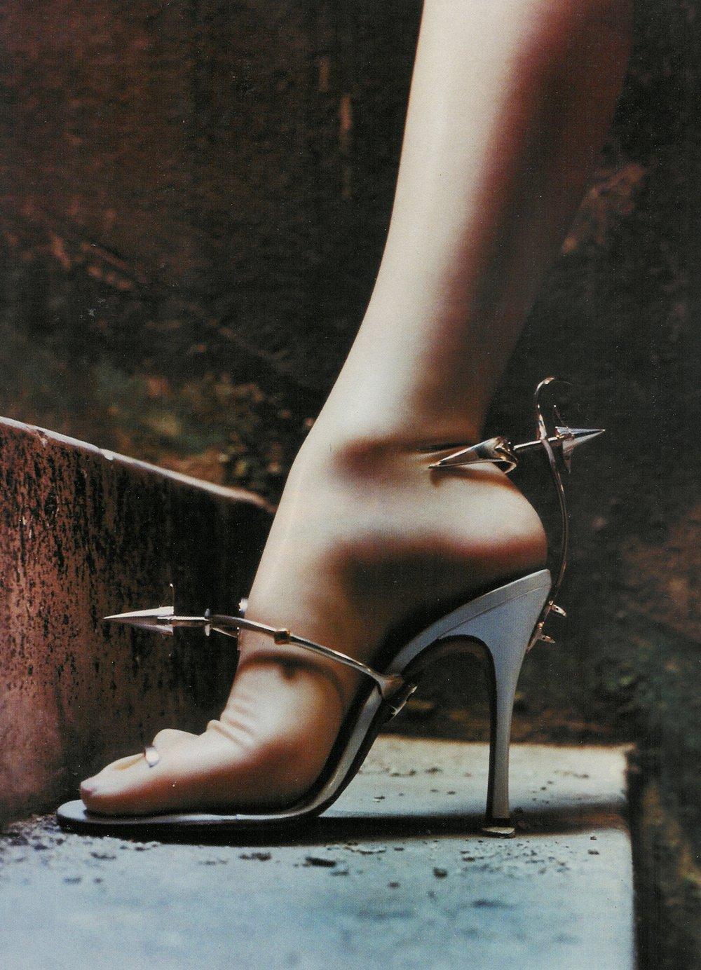 Metal Orthotics Shoe S/S 1999