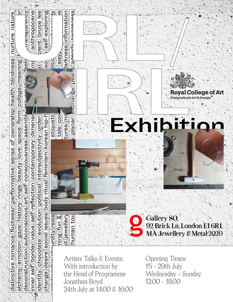 IRL/URL Poster