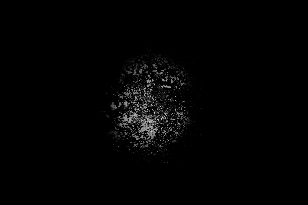 Untitled (scope). From Series Old stars, young dust.