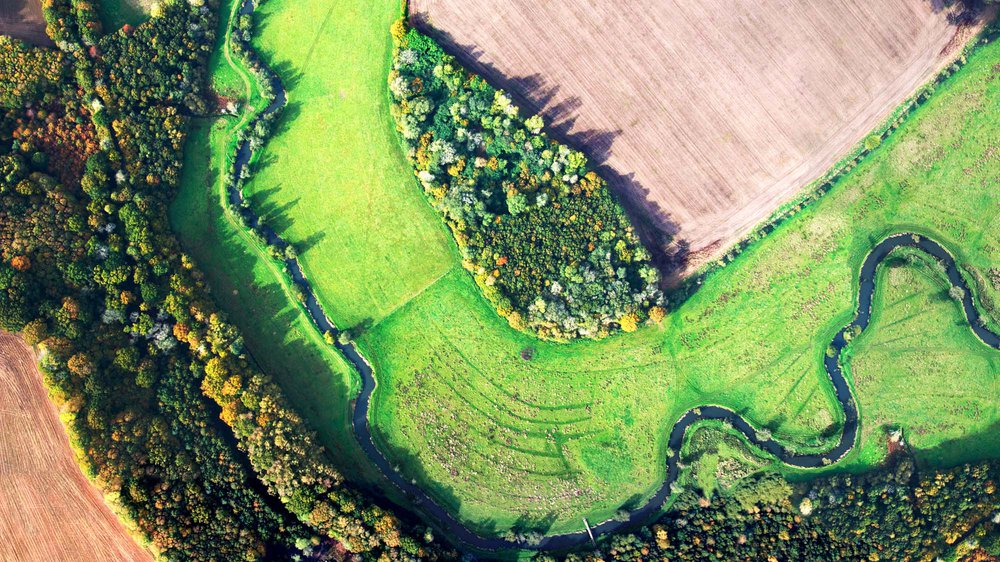 Aerial Photograph, Petworth, West Sussex