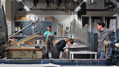 Wolfson Printmaking Hall