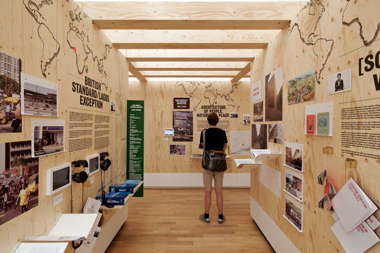 Venice Takeaway: ideas to change British Architecture was an exhibition for the British Pavilion at Venice Architecture Biennale in 2012. Co-curated by Vicky Richardson and Vanessa Norwood.