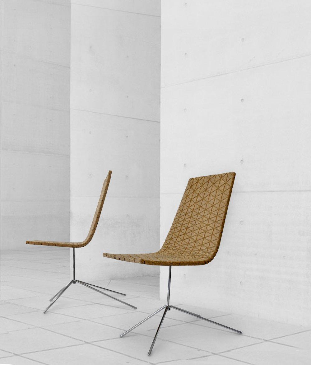 Vertebral Chair