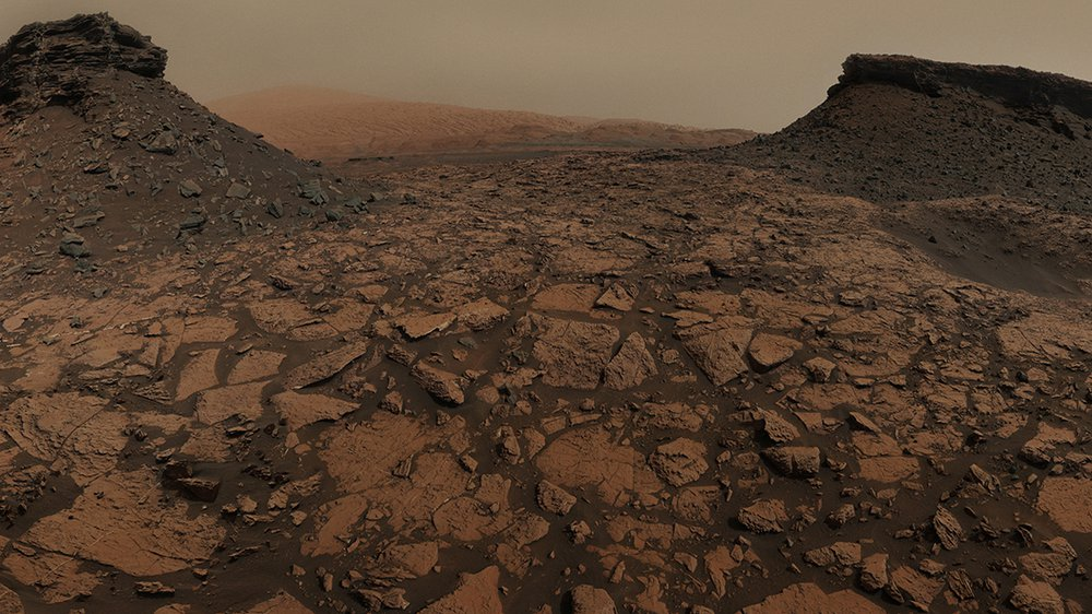 The Other Side of Mars