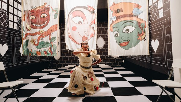 Once Upon A Time, Curated By Mayuri Upadhya for the Serendipity Arts Festival 2019