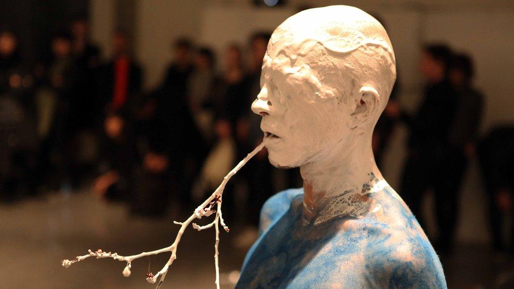 School of Fine Art Work-in-progress Show: Fritz Faust (Performance)