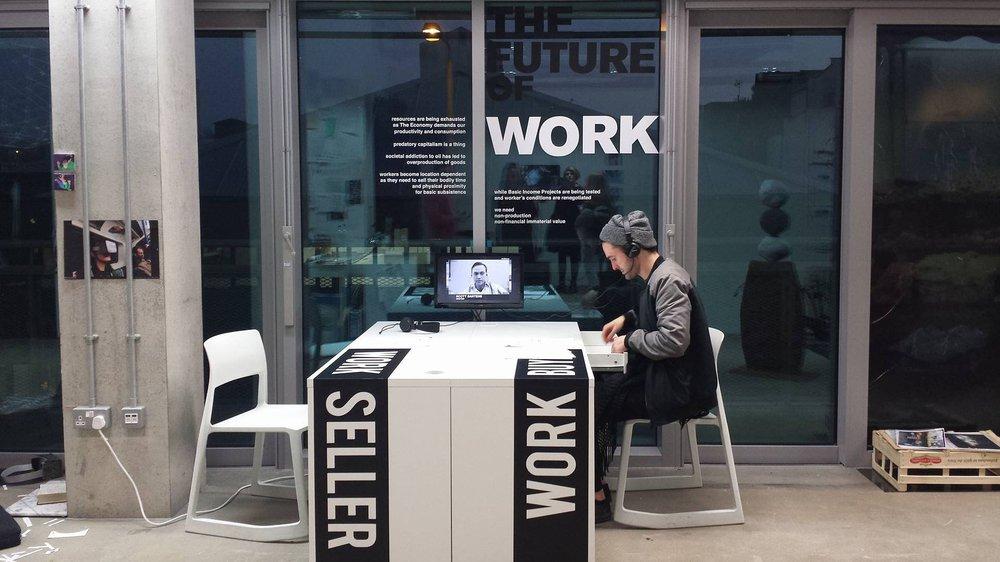 WORK BUYER WORK SELLER & THE FUTURE OF WORK