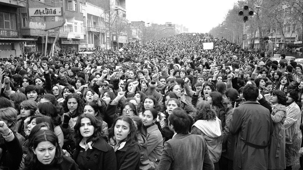 Women Uprising Series, Tehran