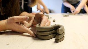 Studio Day: Ceramics & Glass 4