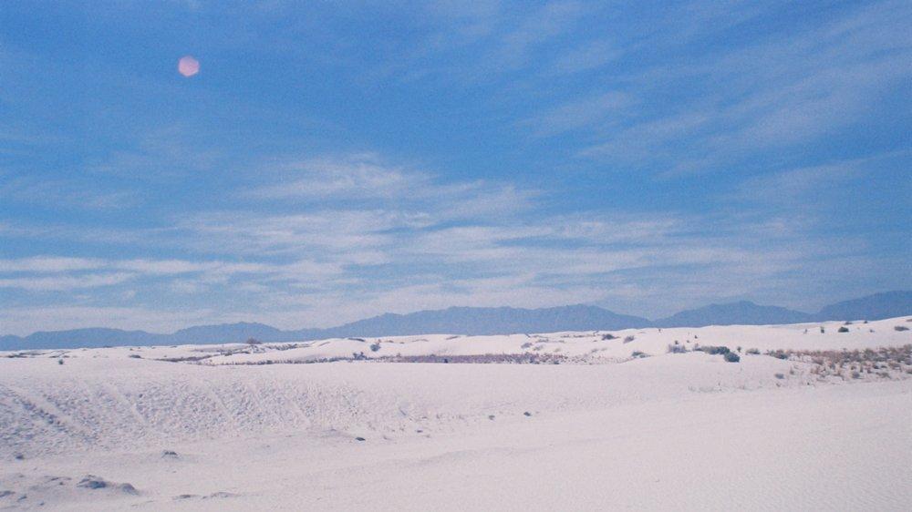 White Sands, Texas