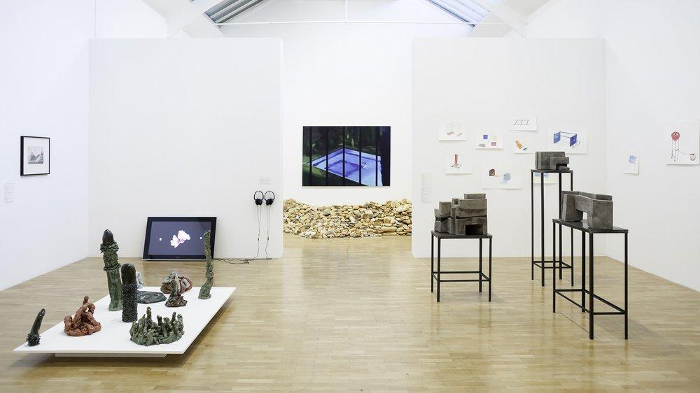 Whitechapel Gallery, The London Open 2015