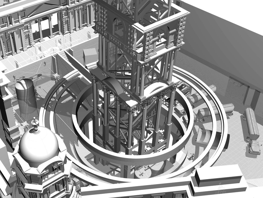 Birdseye View: Elite institution of fracking piggy-backing on existing elitist architecture
