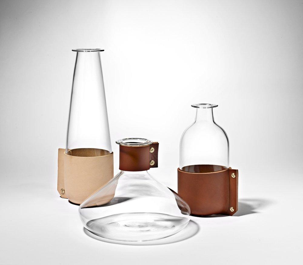 Wrap Glassware, 2012