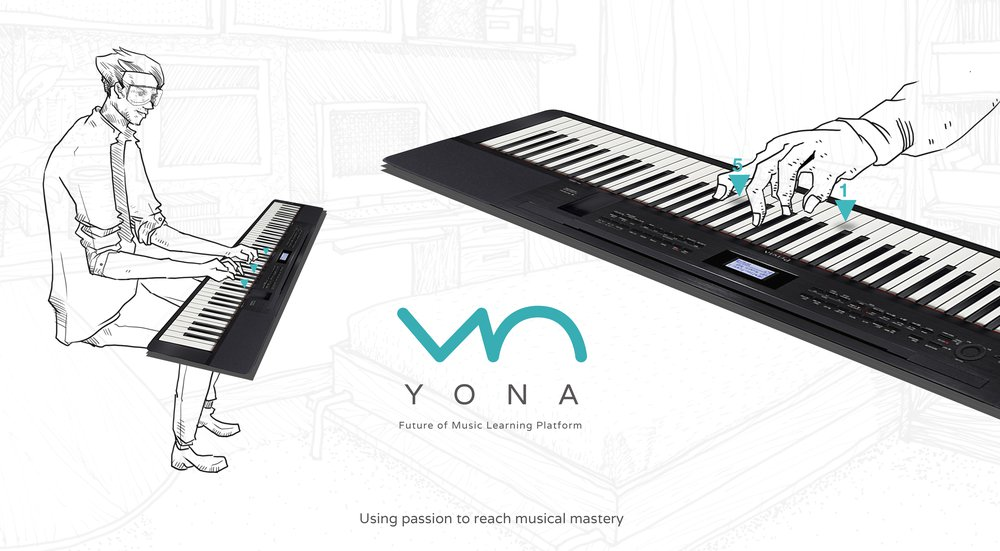 YONA - Augmented Reality Music Learning Platform