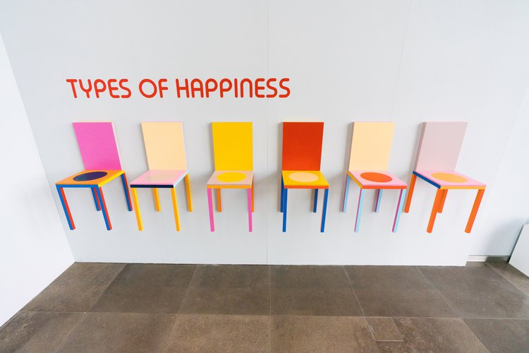 Types of Happiness, Yinka Ilori