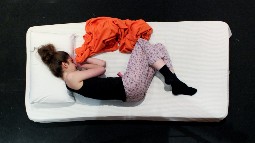 Humanoid Blankets that comfort lonely people in bed