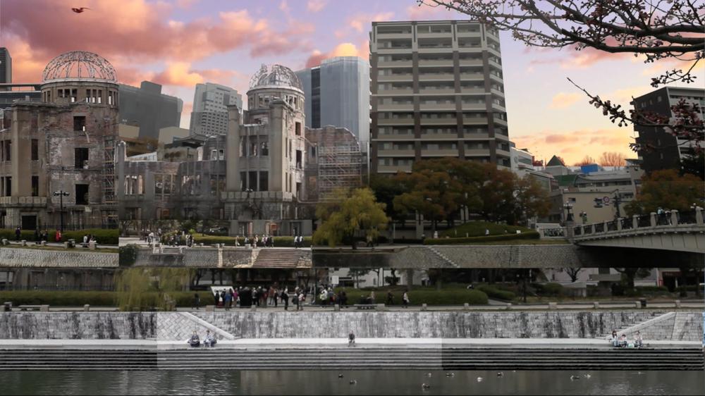 Zero Ground in Hiroshima -Nowhere in Somewhere Series