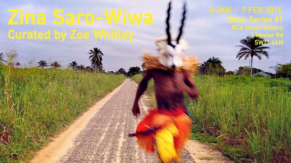 Zina Sora-Wiwa