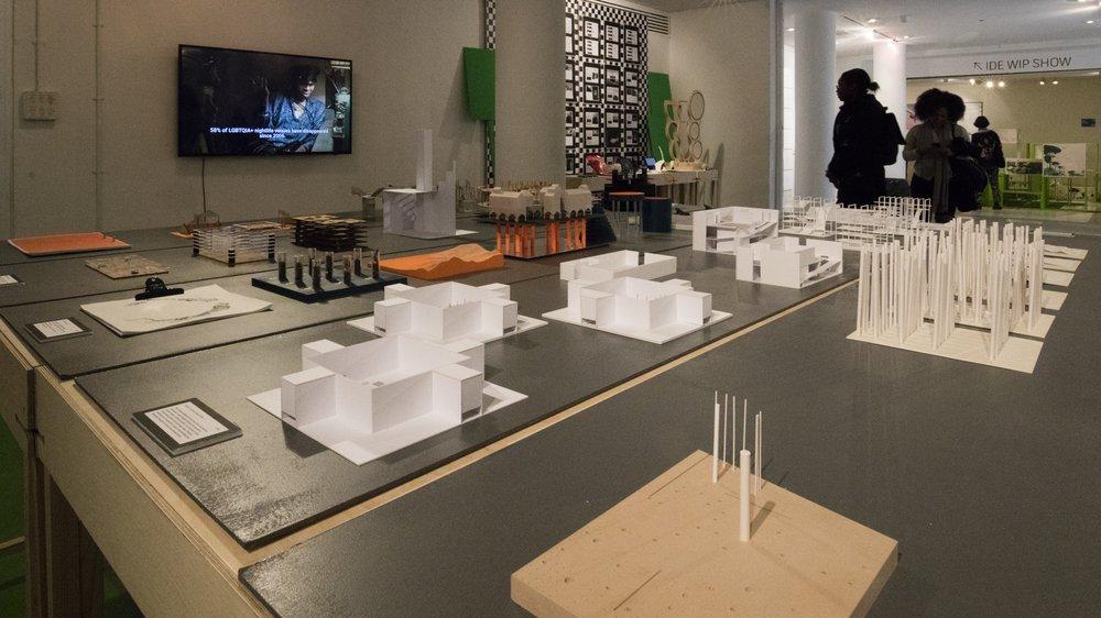 Architecture Work-in-progress 2018: Architecture