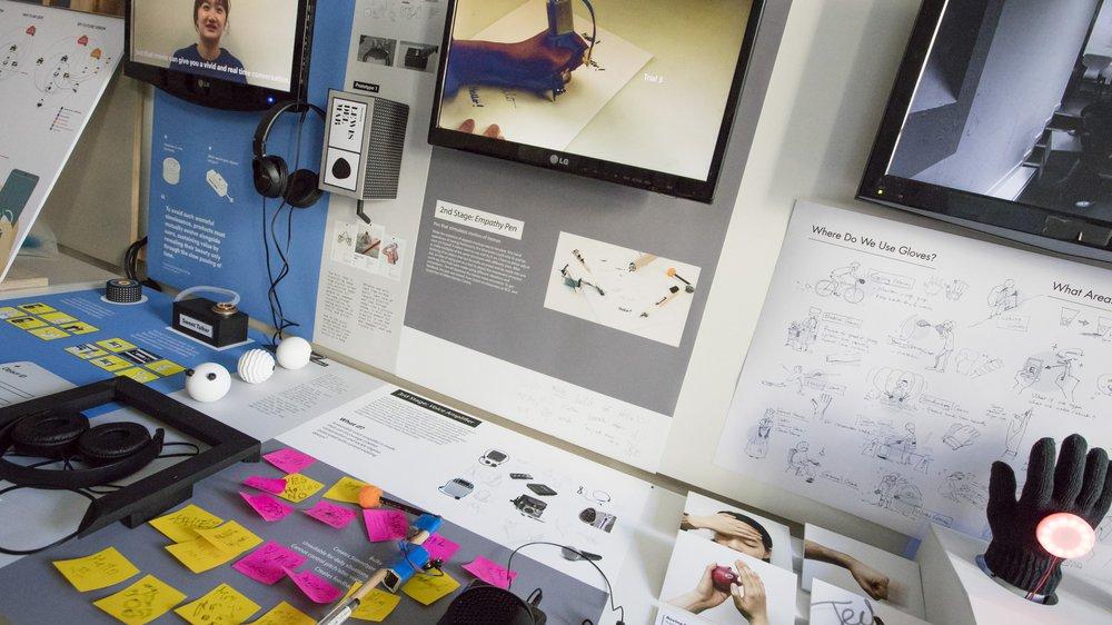 Design Work-in-progress 2018: Design Products, Angela Oklim Lee