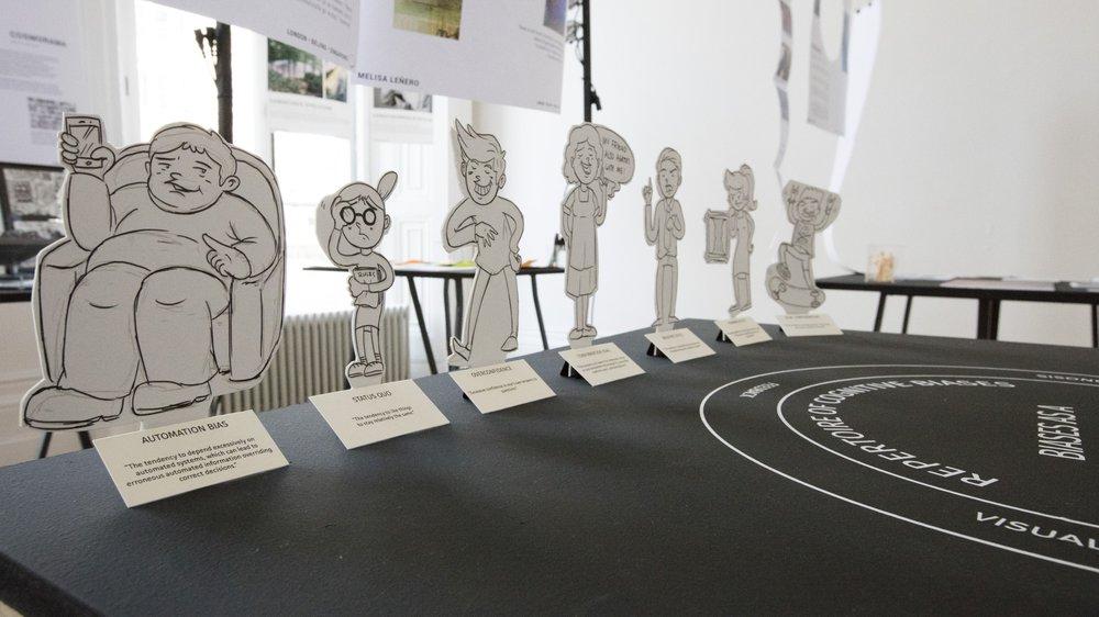 Design Work-in-progress 2018: Global Innovation Design, Melisa Leñero