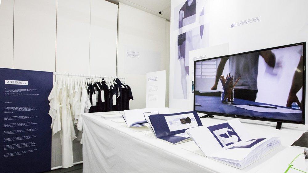 Design Work-in-progress 2018: Fashion