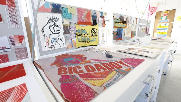 Work-in-progress Show 2017: School of Material, Textiles