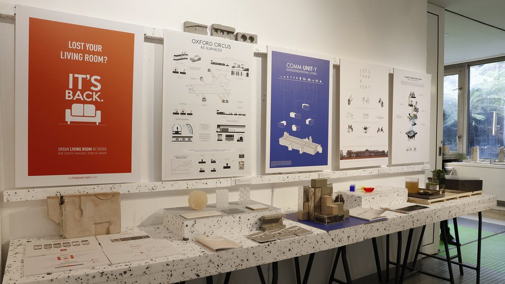 Work-in-progress Show 2017: School of Architecture, Interior Design, Interior Matter