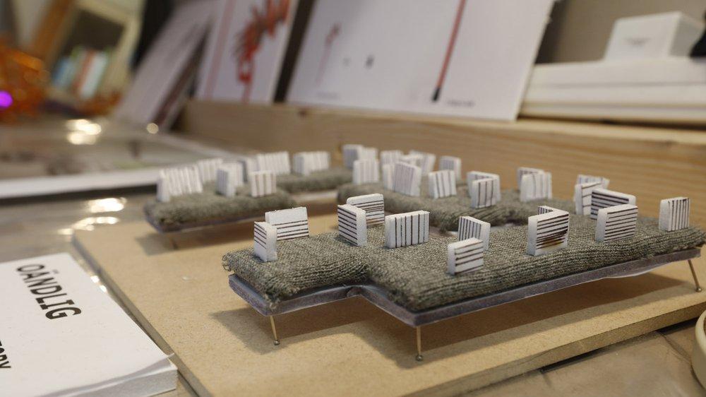 Work-in-progress Show 2017: School of Design, Design Products. Giulio Gasparri Zezza