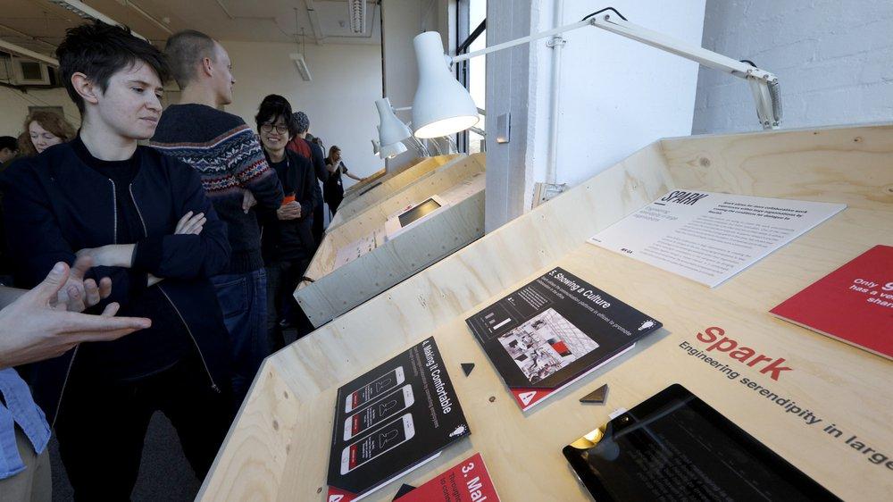 Work-in-progress Show 2017: School of Design, Service Design