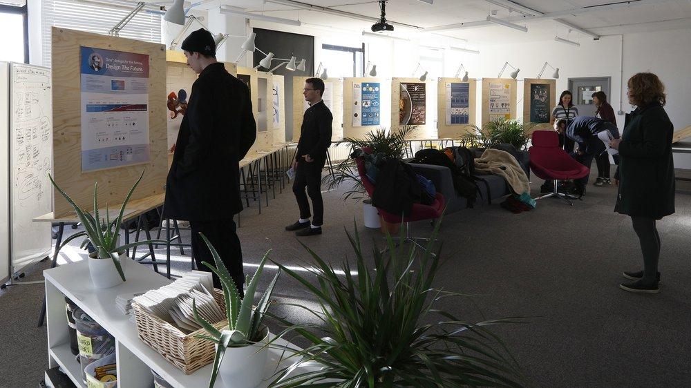 Work-in-progress Show 2017: School of Design