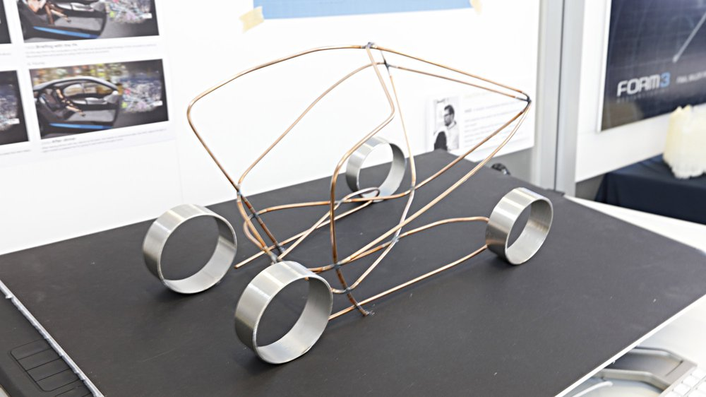 Work-in-progress Show 2017: School of Design, Vehicle Design. Joachim Beirens