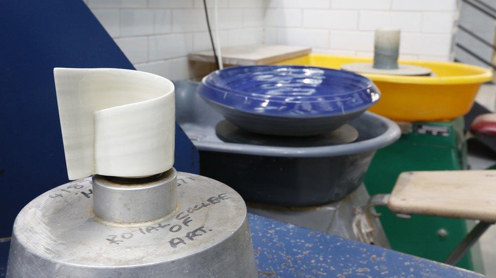 Work-in-progress Show 2017: School of Material, Ceramics & Glass